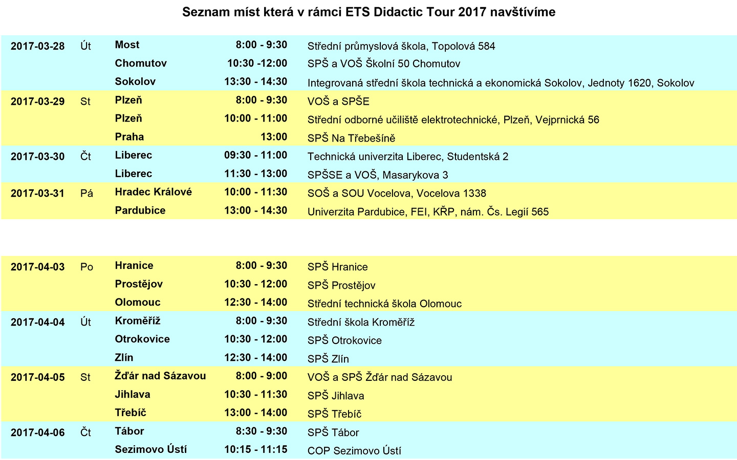 ETS-Didactic--tour-2017-program