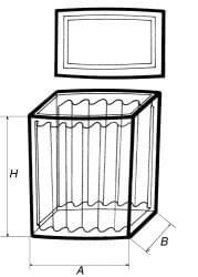 Skříňky a tloučky