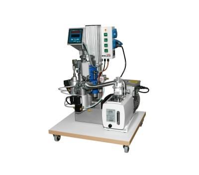 100328 - Olejový difuzní vakuový systém DP 63/4DP