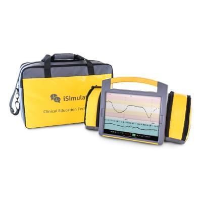 1022818 - Simulátor monitoru tepové frekvence plodu - CTGi