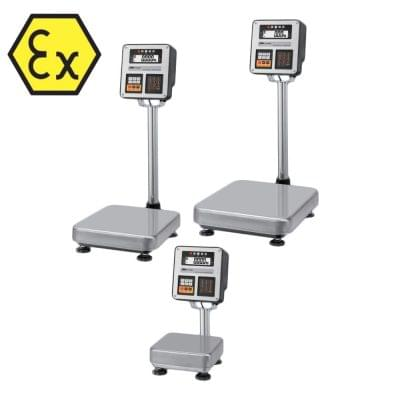 HW-60KCEP - Můstková váha ATEX