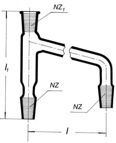 Přestupník s NZ 14/23 pro teploměr