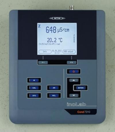 inoLab Cond 7310 - Konduktometr a TDS metr