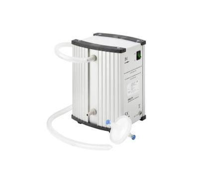 411011-01 - Membránová vývěva MP 065 E + in-line filtr