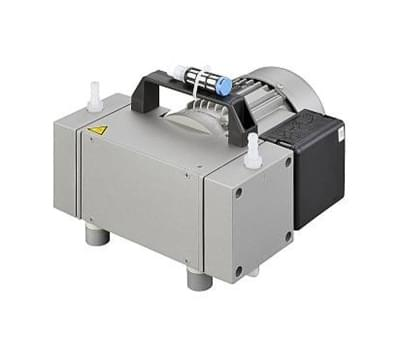411722-02 - Membránová vývěva MP 301 Z, 230/400V, 50/60Hz