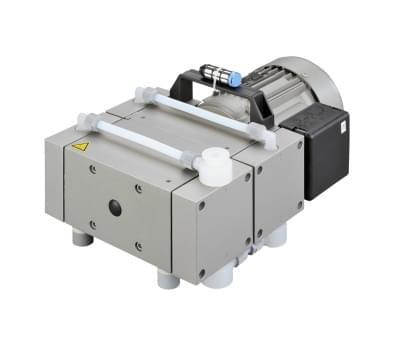 411744-02 - Membránová vývěva MP 301 V, 230/400V, 50/60Hz