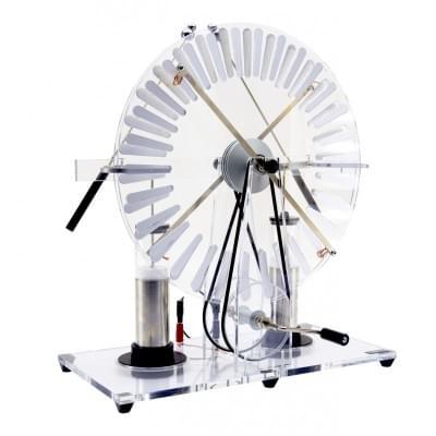 5085 - Wimshurstův elektrostatický stroj