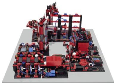 536629 - Factory Simulation 9V