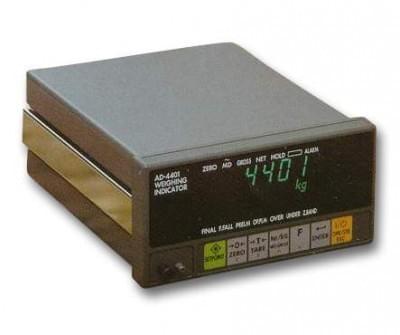 AD-4401 - Jednotka vyhodnocovací