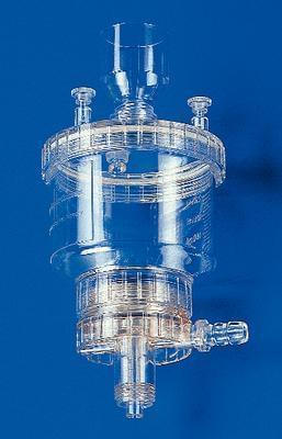 Zařízení plastové pro membránovou filtraci