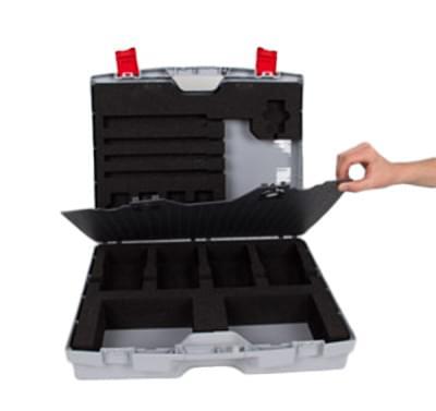 Kufřík pro MOBILE-CASSY 2 moduly a senzory