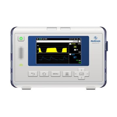 8000973 - Simulátor obrazovky pacientského monitoru Medtronic Capnostream™ 35 pro REALITi360