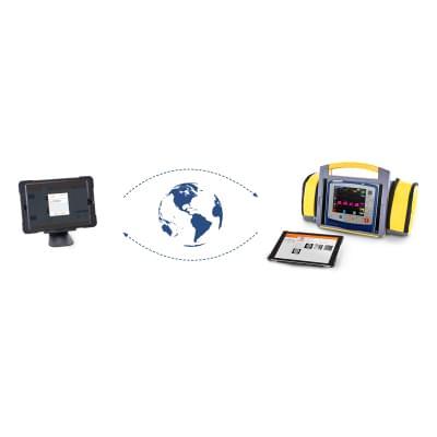 8001015 - Modul dálkového ovládání pro simulátor pacientského monitoru REALITi360