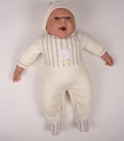 BA75 - Figurína novorozence pro fyzioterapii