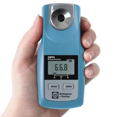 OPTi ruční digitální refraktometr