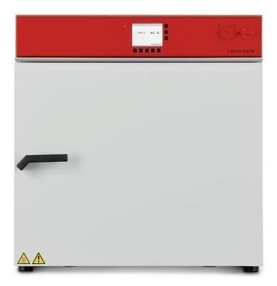 M115 - Materiálová testovací komora o objemu 115l s nucenou cirkulací a programovatelnou regulací, BINDER