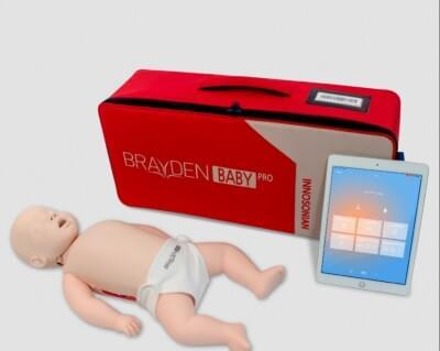 BRAYDEN BABY PRO - resuscitační figurína kojence