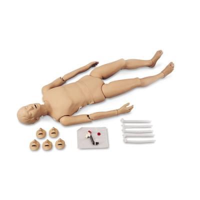 Celotělová figurína pro nácvik záchranných technik a resuscitace