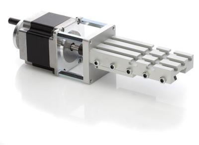 CNC příčné saně s posunem 80mm