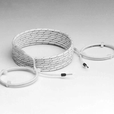 Topný kabel - HS, max 450 °C, 10,0 m, 1250W