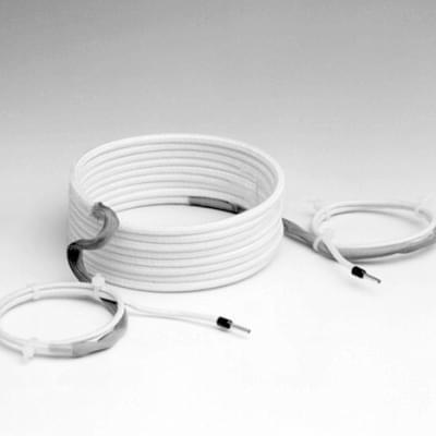 Topný kabel - HSQ, max 900 °C, 6,0 m, 1000W