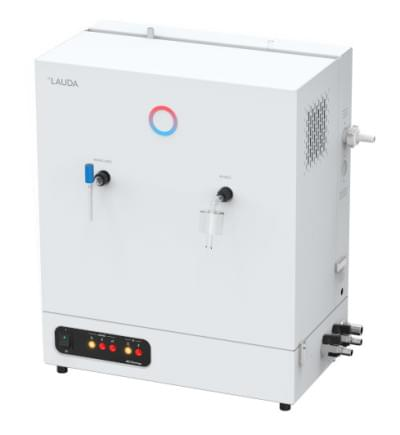 Puridest PD 2 D Destilační přístroj pro dvojitou destilaci