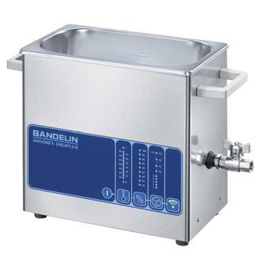 DL102H - Ultrazvuková lázeň DL 102 H