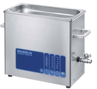 DL255H - Ultrazvuková lázeň DL 255 H