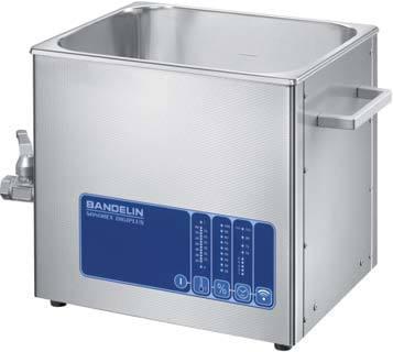 DL510H - Ultrazvuková lázeň DL 510 H