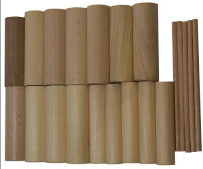 Dřevěné polotovary (kulatina)
