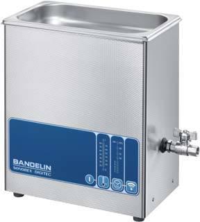 DT103H - Ultrazvuková lázeň DT 103 H