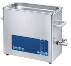 DT255 - Ultrazvuková lázeň DT 255