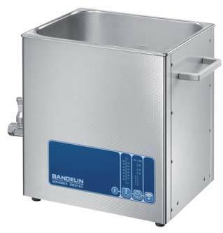 DT512H - Ultrazvuková lázeň DT 512 H