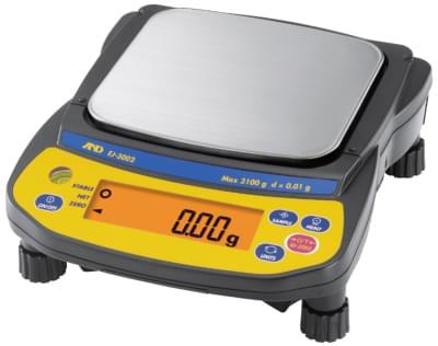 EJ-3002 - Váha kompaktní, max. kapacita 3100 g