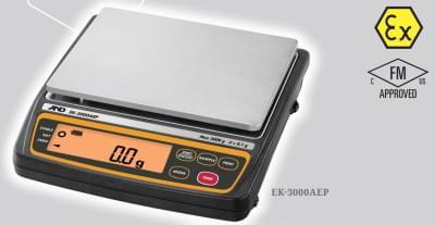EK-12KAEP - Jiskrově bezpečné kompaktní váhy (ilustrační foto)
