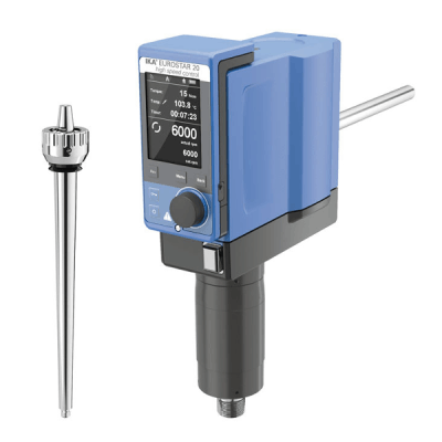 EUROSTAR 20 high speed control - Míchačka  hřídelová