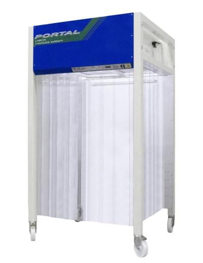 Laminární modulární systém FBB 120 - X Portal - ilustrační foto