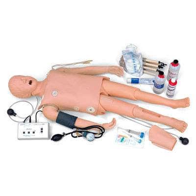 LF03616 - Figurína dítěte pro nácvik krizových stavů
