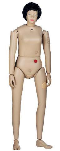 AR1000 - Cvičná ženská výuková figurína Bedford vyšší kategorie
