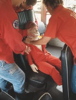 PP01355 - Jennifer – dětská figurína pro nácvik záchranných technik – 7 kg