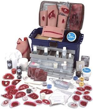 PP00890 - Sada pro simulaci zraněného Deluxe