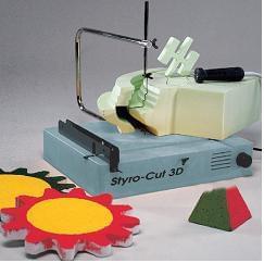 Styro-Cut 3D - Řezání polystyrenu pomocí horkého drátu