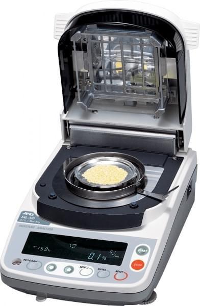 ML-50 - Váha pro zjišťování vlhkosti