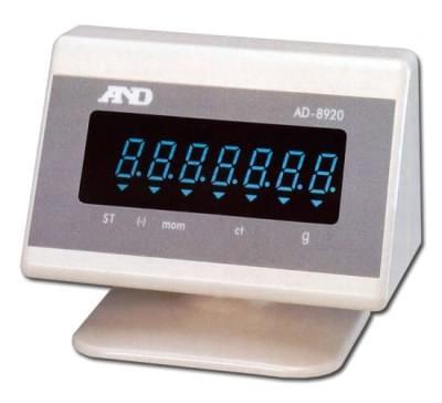 AD-8920 - Displej přídavný