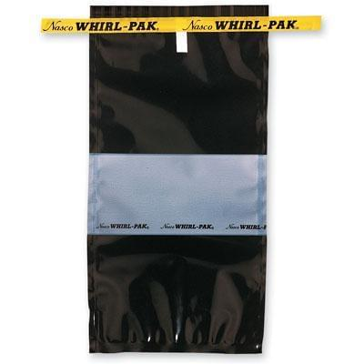 Whirl-Pak - s plochým drátem