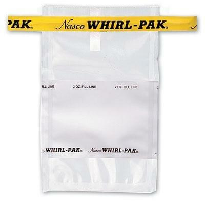 Whirl-Pak Write-on Bag