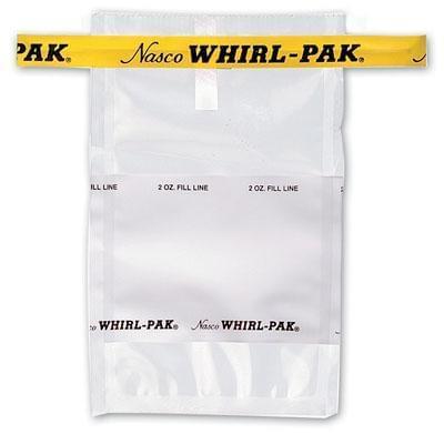 Whirl-Pak Write-on Bag