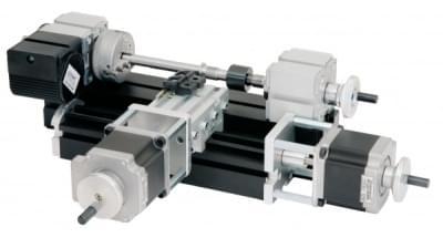 Unimat celokovový CNC soustruh