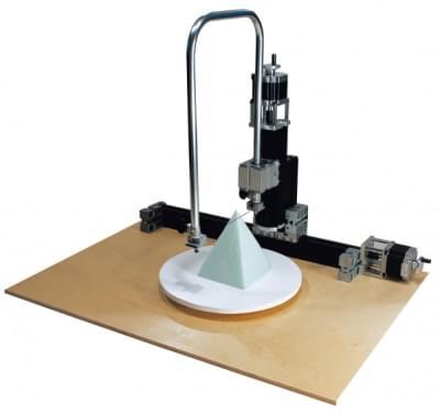 Unimat CNC Hotwire Cutter