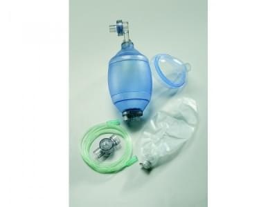Resuscitační vak pro dospělé s příslušenstvím